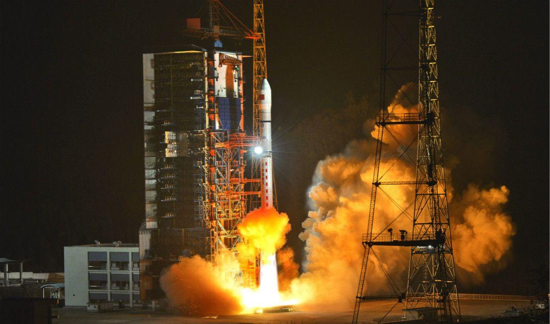 Coronavirus isn't stopping China from launching rockets