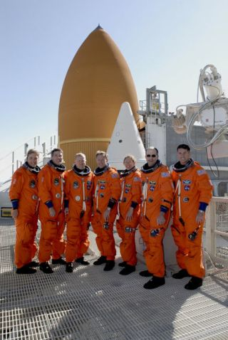 Endeavour Astronauts Set for Space Station Mission