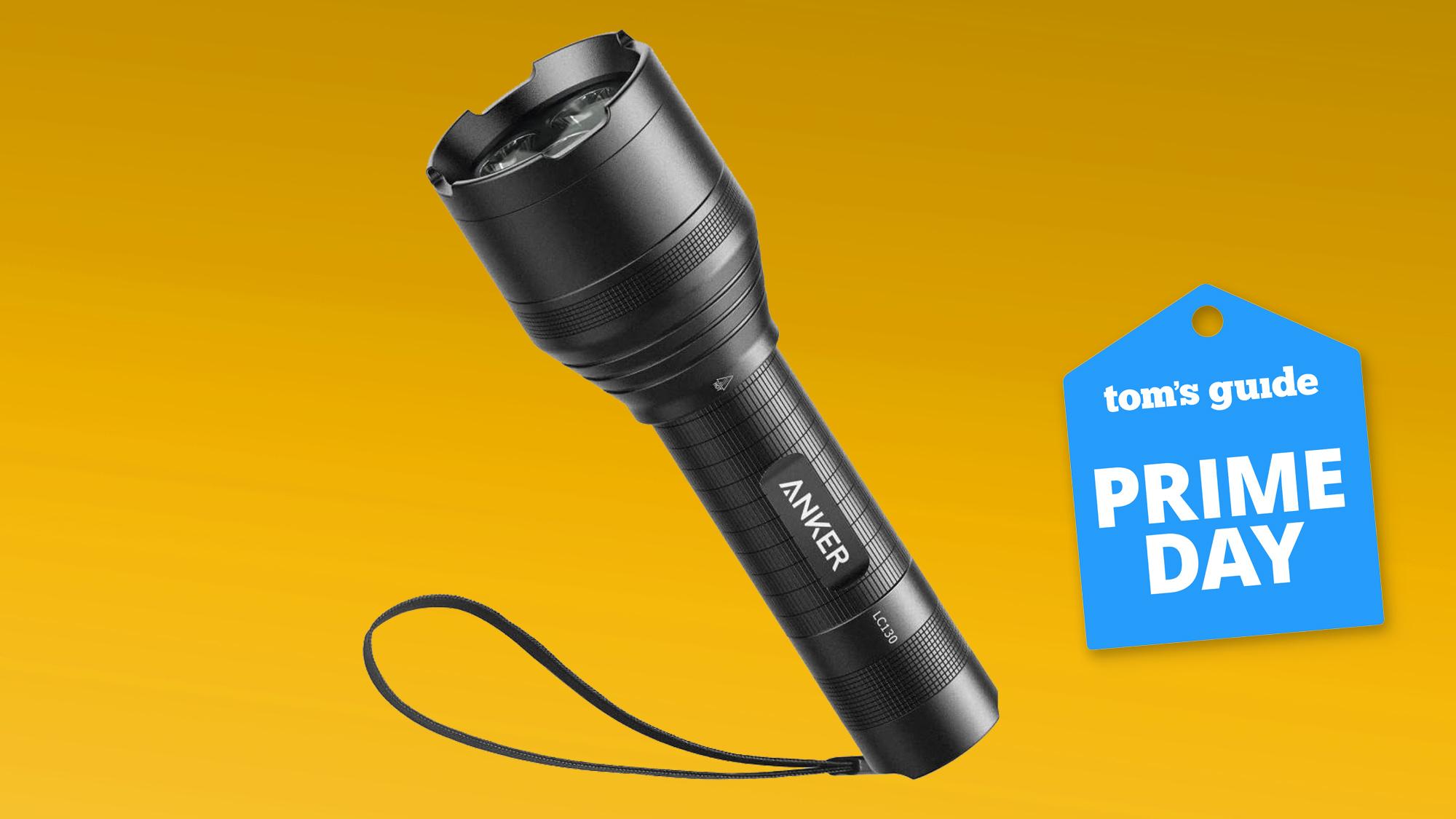 Anker Ultra-Bright Tactical Flashlight