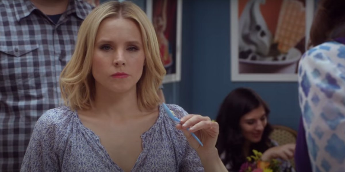Kristen Bell on The Good Place