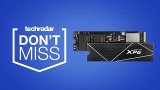 XPG Gammix S70 PS5 SSD