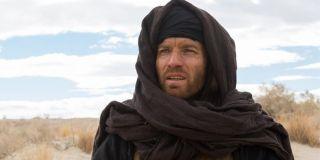 Ewan McGregor in Last Days in the Desert