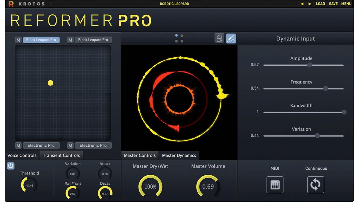 Krotos Audio Reformer Pro review | MusicRadar