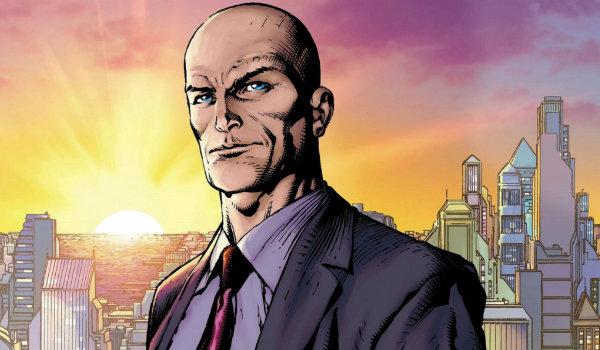 Lex Luthor Powerless