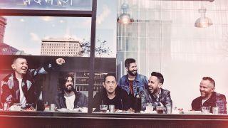 Linkin Park promo photo