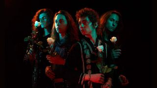 Greta Van Fleet say their goal is to push blues-rock back into the mainstream spotlight to fill a void left by modern music