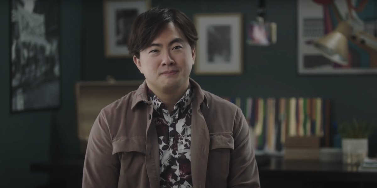 """Bowen Yang in an """"It Gets Better"""" parody on Saturday Night Live"""