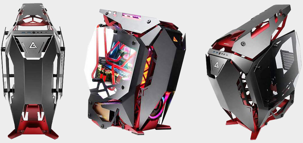 Remarkable Wow This Is One Of The Ugliest Cases Weve Ever Seen Pc Gamer Ibusinesslaw Wood Chair Design Ideas Ibusinesslaworg