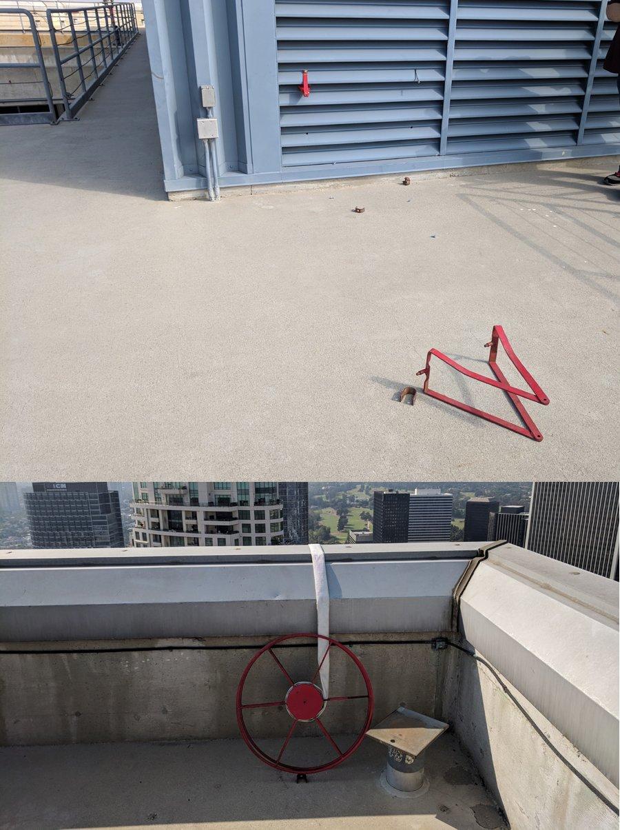 Nakatomi Plaza Rooftop CinemaBlend Eric Eisenberg