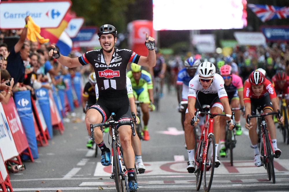 John Degenkolb wins stage twenty-one of the 2015 Tour of Spain (Watson)