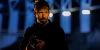6 Underground Ryan Reynolds in a selectively lit scene