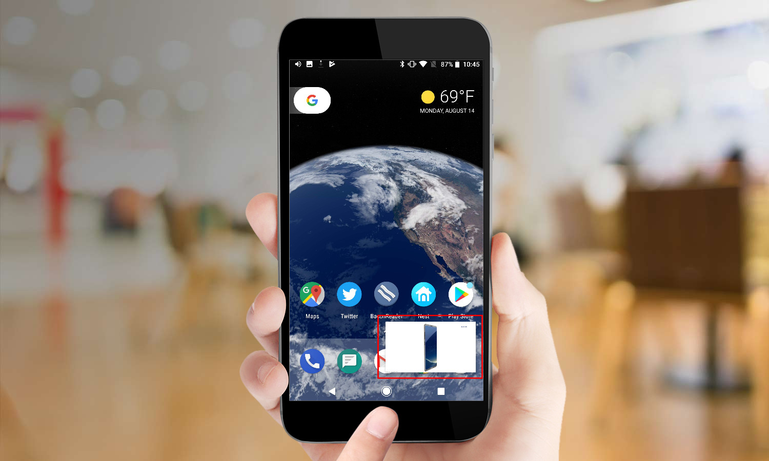 How to Use Android Oreo's Picture-in-Picture Feature | Tom's