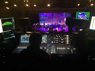 Ryman Auditorium Installs Two New Yamaha RIVAGE Digital Audio Consoles