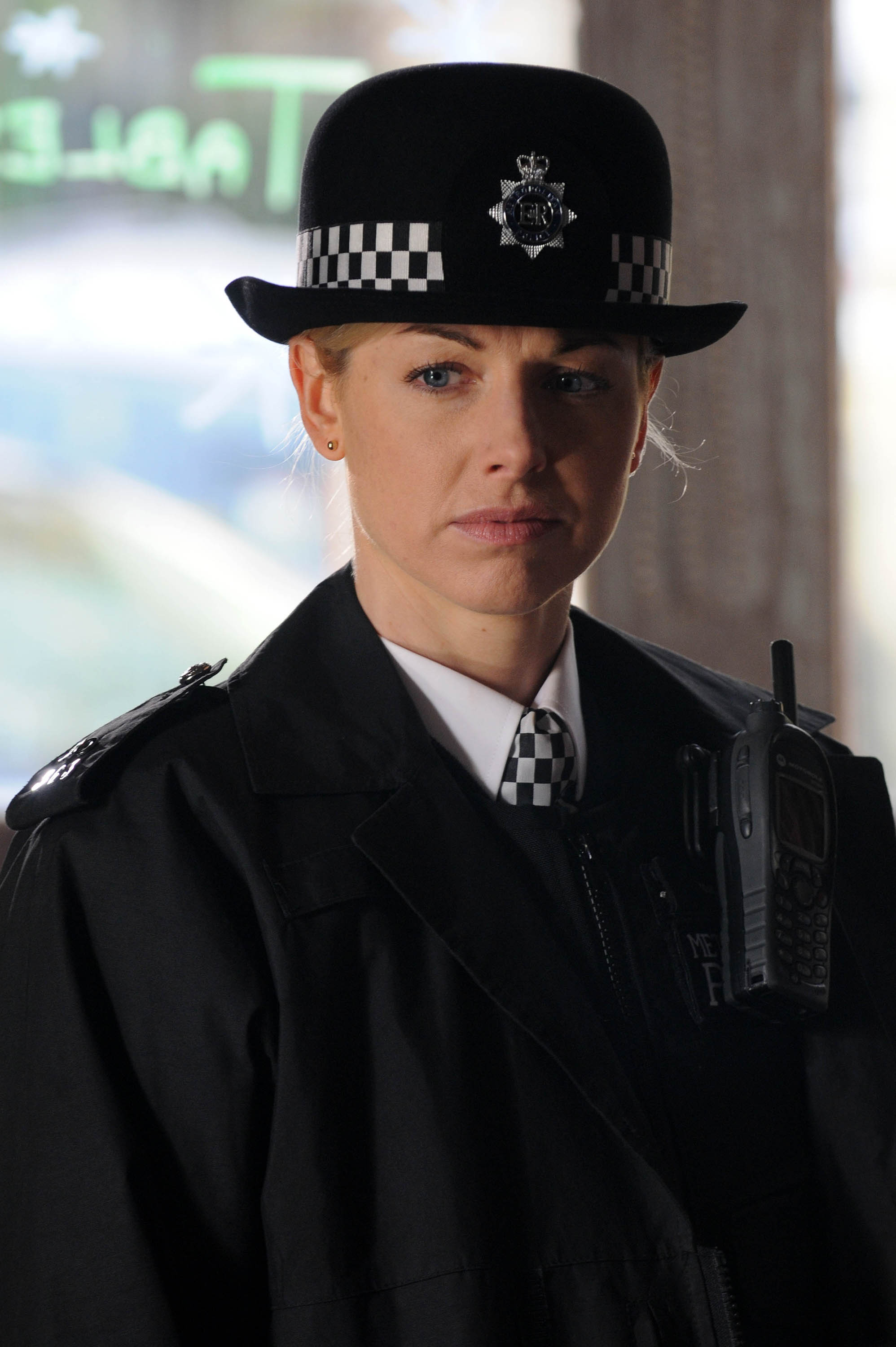 Ex-Casualty star Sarah Manners joins The Bill