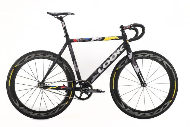 Look's Red Hook Crit team sponsorship continues into 2017