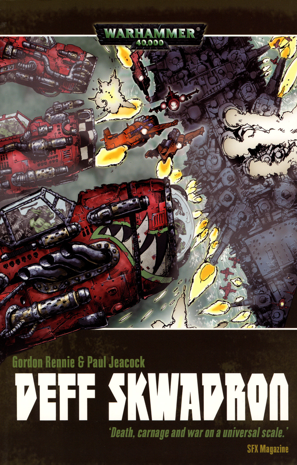 Deff Skwadron, one of the best 40K books