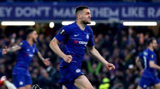 Mateo Kovacic Chelsea Real Madrid