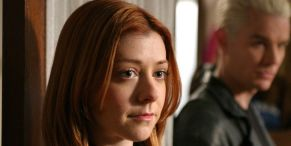 Buffy The Vampire Slayer's Alyson Hannigan Uses Old Show Props In The Perfect Way
