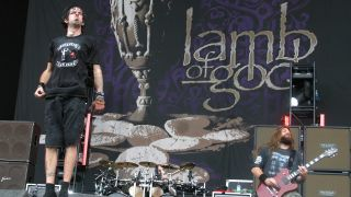 Lamb Of God during Download Festival 2007 – Day 3 at Donington Park