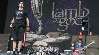 Lamb Of God during Download Festival 2007 – Day 3 at Donington Park