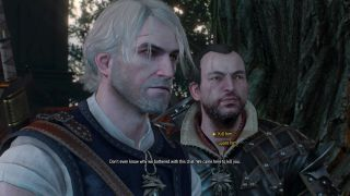 The Witcher 3 following the thread