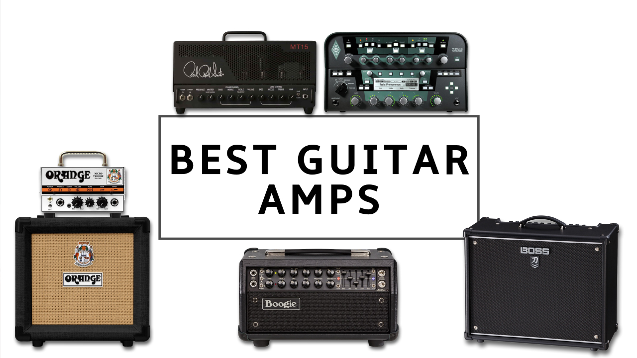 Best Modeling Amp 2021 The 12 best guitar amps 2020: the top tube, solid state and