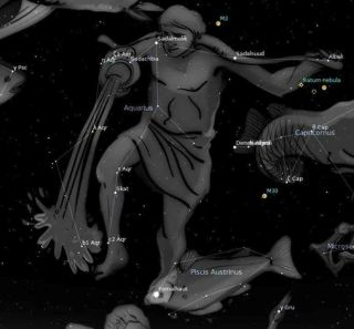 Aquarius Constellation: Facts About the Water Bearer | Space