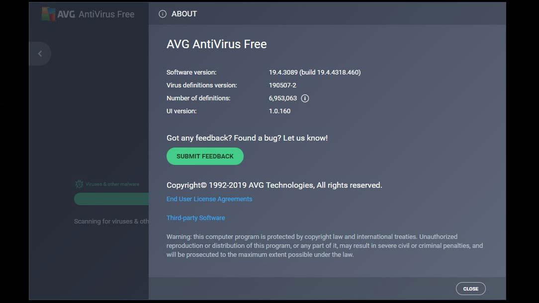 AVG AntiVirus Free review