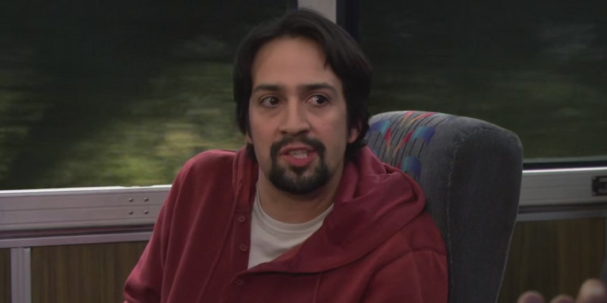 Lin-Manuel Miranda And 20 Other Actors You May Have Forgotten Were On How I Met Your Mother