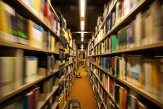Loughborough University Library, academic literature access