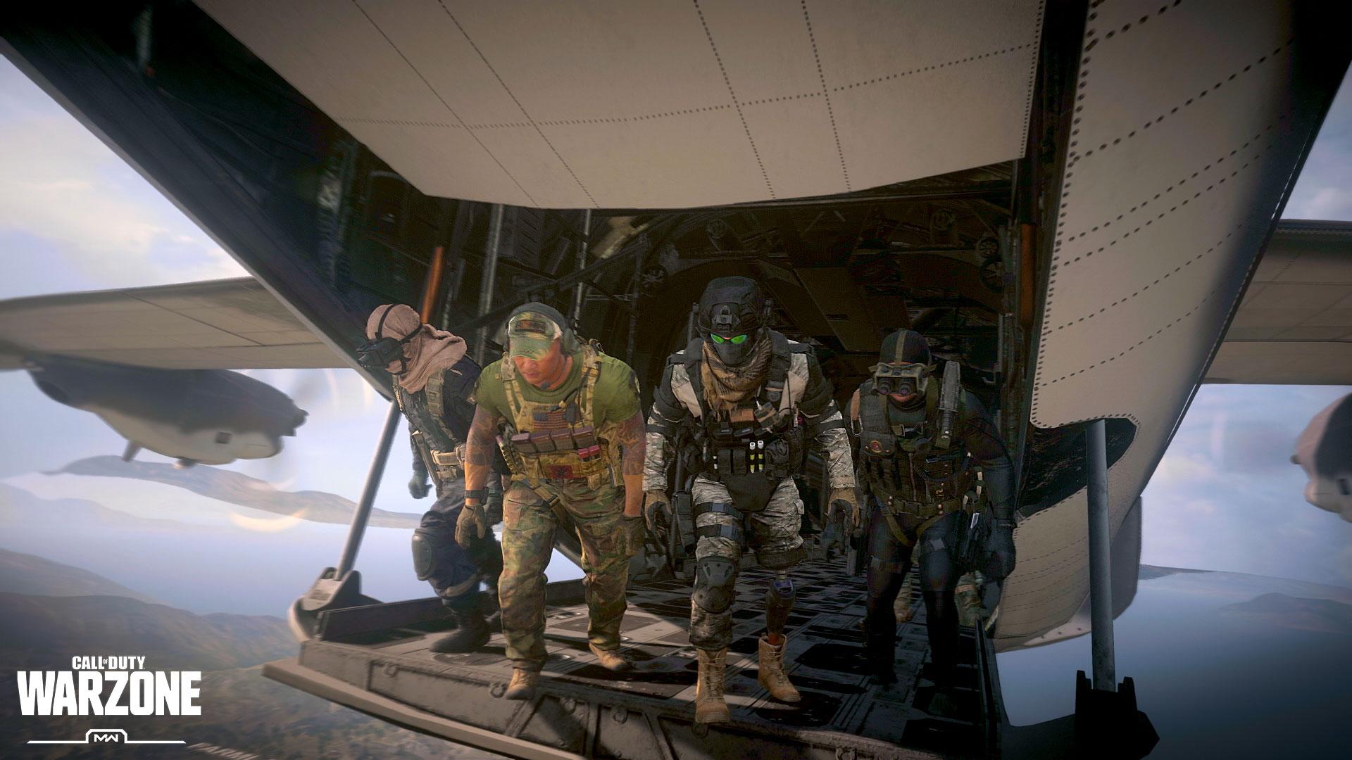 Call Of Duty Modern Warfare Season 3 Introduces Warzone Quads