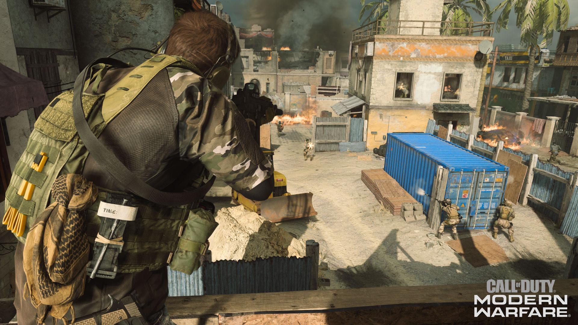 Modern Warfare Season 3 Maps Hardhat Hovec Sawmill Talsik Backlot Aniyah Incursion Gamesradar