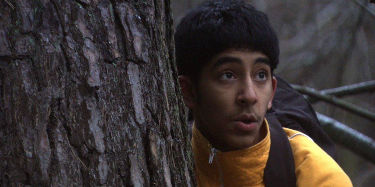Dev Patel on Skins