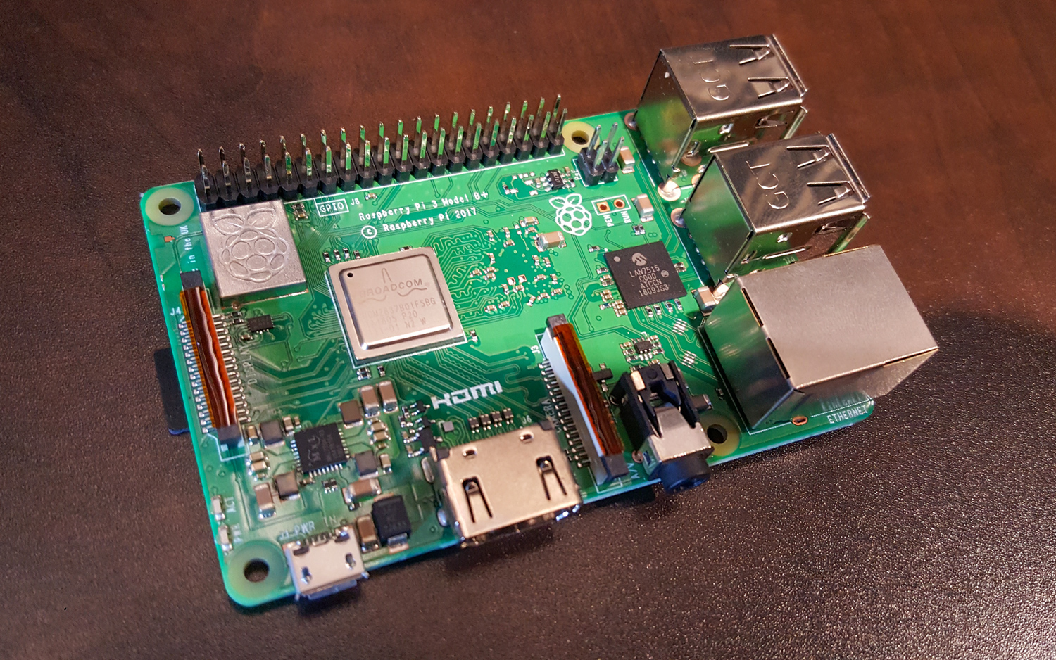 Raspberry Pi 3 Model B-Plus – Full Review and Benchmarks