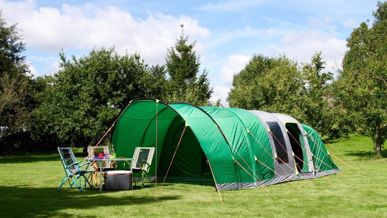 The best tents for a family
