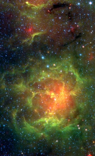 Stunning New Inside Look at Star Birth