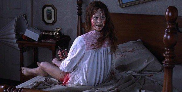 The Exorcist movie still 1973