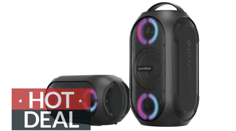 Anker Rave Mini Speaker Walmart Cyber Monday deals