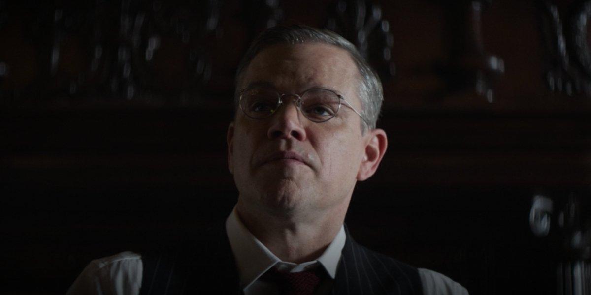Matt Damon in No Sudden Move