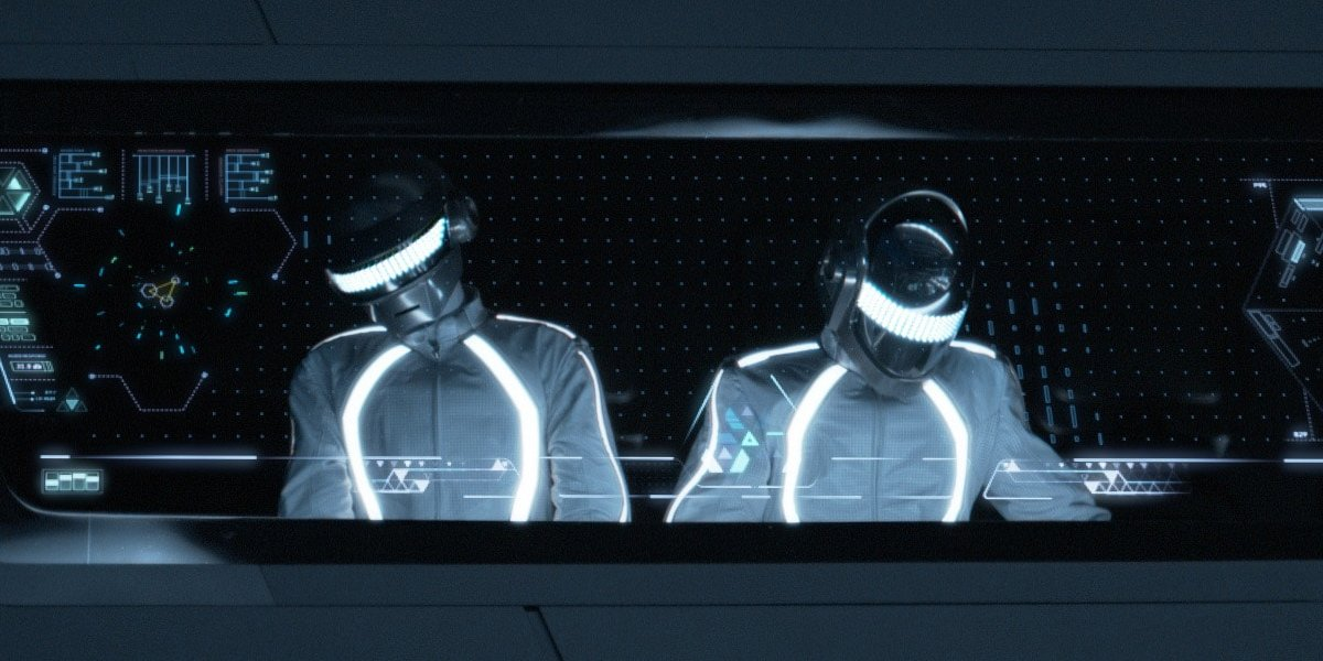 5 Times Daft Punk's Music Made Movies Or TV Shows Better