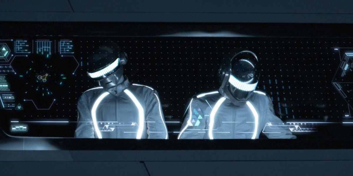 В 5 раз музыка Daft Punk сделала фильмы и телешоу лучше