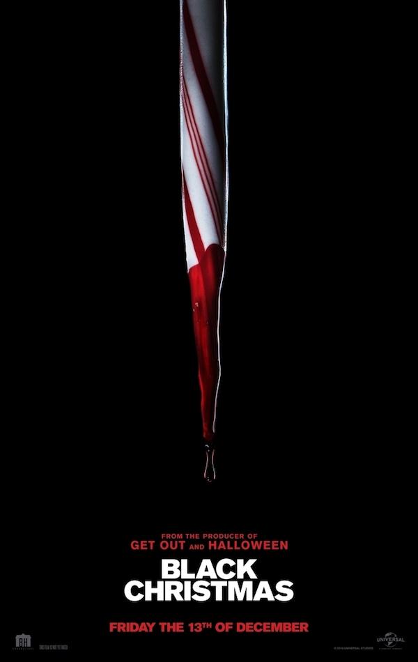 Black Christmas Poster 2019 film