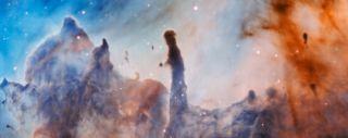 Carina Nebula: R44