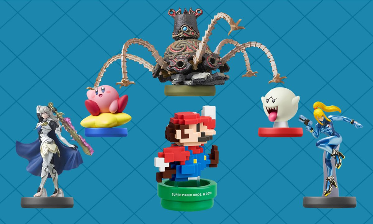 The Best Amiibo Toys for Nintendo Switch and 3DS | Tom's Guide