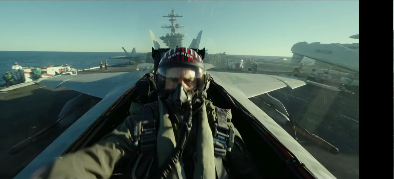 Why Lewis Hamilton Turned Down A Role In Top Gun: Maverick