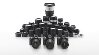 Sony to launch 12 more lenses in 2019 | TechRadar