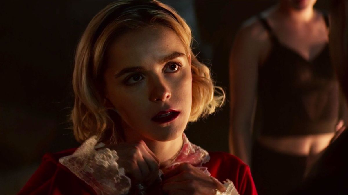 Chilling Adventures of Sabrina is a strange mix of feminist power and oversexualisation