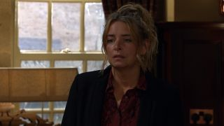 Charity Dingle learns her ex Vanessa is in a new relationship.
