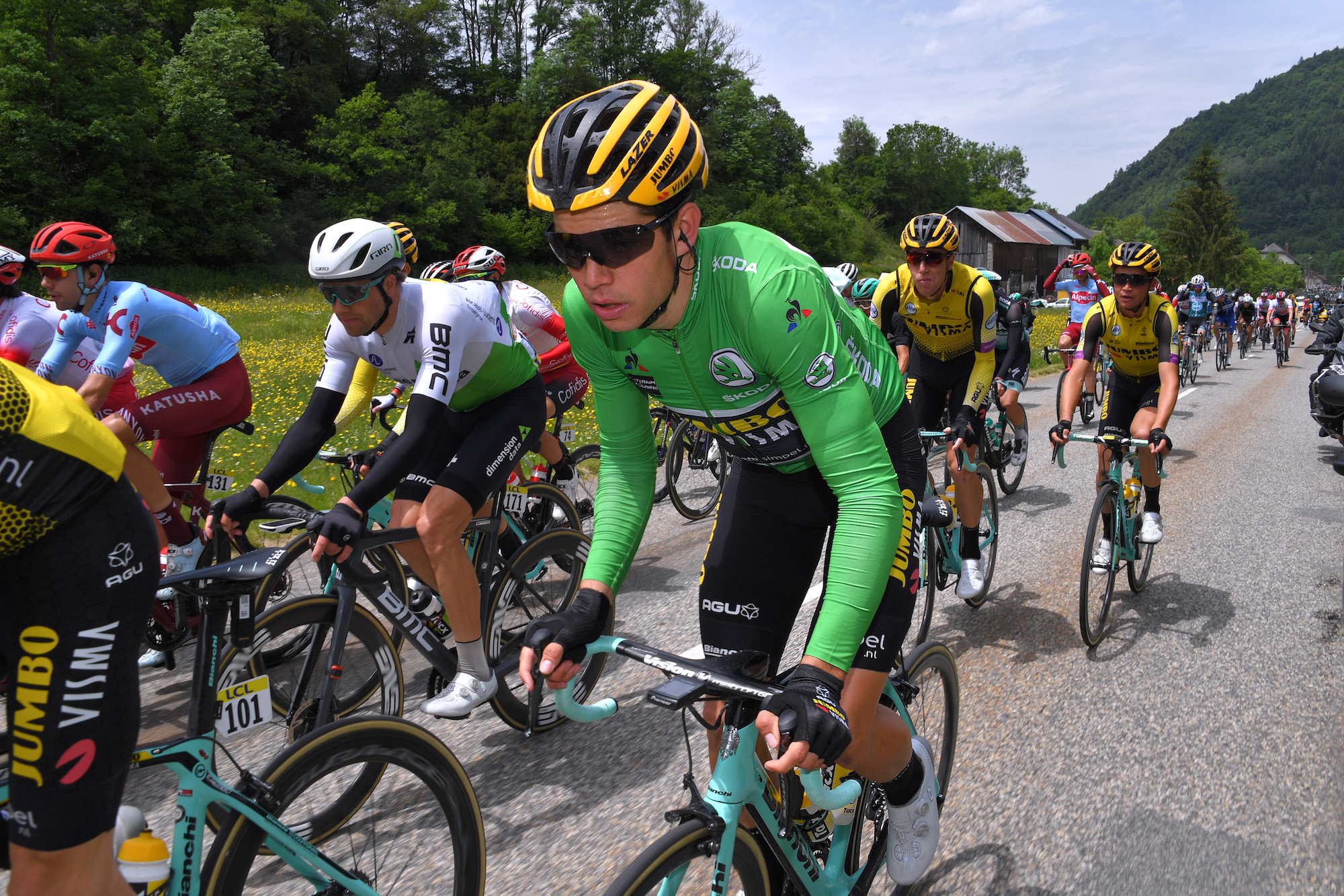 Five talking points from stage six of the Critérium du