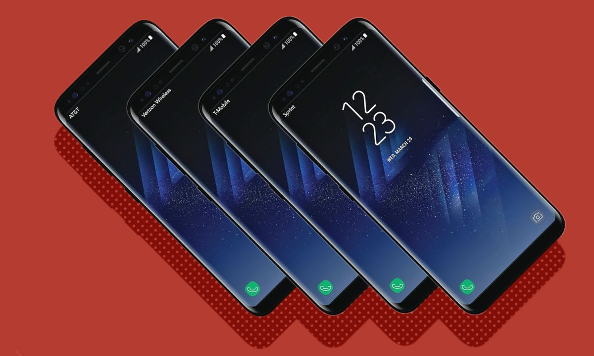 Which Carrier Should You Choose for the Galaxy S8? | Tom's Guide